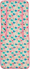 Keep Me Cosy™ Pram Liner & Pram Accessories, Universal, Cotton – Flamingo