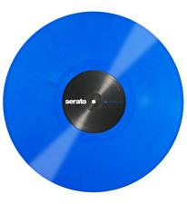 Rane Serato DJ Scratch Live Time Code Control Vinyl 2.5 Single Blue Record