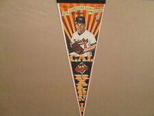 MLB Baltimore Orioles Cal Ripken 2131 Con.Games Pennant