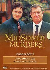 Midsomer Murders : Judgement day & Garden of Death
