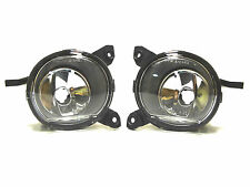 Toyota Corolla Verso 2004-2006 front bumper fog-lights pair right+left (RH+LH)