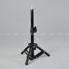 "40cm Photography Photo Mini Light Stand 16"" Lightstand Tripod Studio Lightstand"