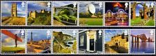 GB 2011 A to Z of Britain Part 1 UM Mint Stamps SG 3230-3241
