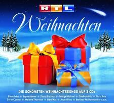 RTL Weihnachten von Various Artists   3er CD Set