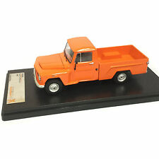 1:43 scale FORD F-75 PICK UP 1980 Orange model BY PREMIUM X