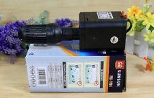 sunsun HQJ-900G hang-on submerged pump internal filter, air add-in pump aquarium