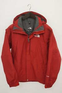 Men The North Face Jacket Skiing Snowboarding HyVent Hooded Breathable S XIK901