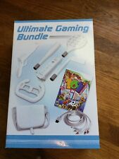NEW Nintendo Wii Ultimate Gaming Bundle 101-in-1 Party Megamix+Component Cable+