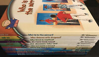 Set 12 Southwestern Books ASK ME and ASK ME WHY Children's Books