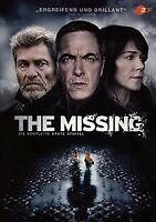 The Missing - Die komplette erste Staffel [3 DVDs] von To... | DVD | Zustand gut
