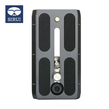 Sirui BP-90 Video Camera Quick Release Plate 90*50mm Manfrotto Fit BCH-10 Head