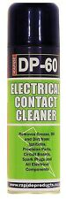 200ml Electrical Contact Cleaner Switch Clean Aerosol Spray Can Dirt Remover