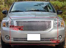 Fits Dodge Caliber Billet Grille Combo 06-11 2011