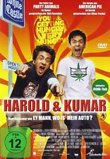 HAROLD & KUMAR (John Cho, Kal Penn) NEU+OVP