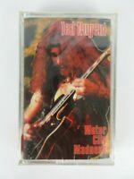 Vintage NEW Ted Nugent Motor City Madness 1996 Cassette Tape Hard Rock Sealed