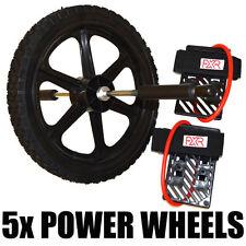 5x Set di FXR Sport Power RUOTA AB Core Esercizio Fitness Formazione zampe posteriori
