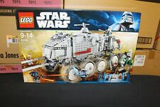 NEW Sealed Box! LEGO 8098 Star Wars Clone Turbo Tank FREE Priority Mail!