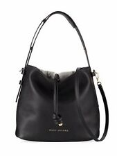 New $525 Marc Jacobs Pebbled Leather Hobo Bag