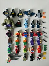 LEGO DC Minifigure Lot - Authentic