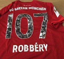 FC Bayern München Trikot Robbery Abschied Special Neu & in Folie