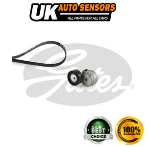 Fits Iveco Daily 2.8 3.0 Gates Alternator Belt Kit Pulley Tensioner -5112