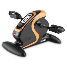 (ricondizionato) Klarfit Mini Bike Cyclette riabilitazione GAMBIA braccia Cavigl