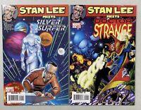 Stan Lee Meets Doctor Strange/Silver Surfer | (Marvel, 2006)