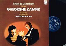 Gheorghe Zamfir MUSIC BY CANDLELIGHT Harry Van Hoof LP UK Philips 9101 194 @Excl