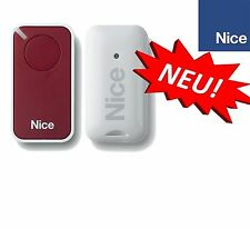 NICE INTI1R 433,92Mhz rolling code, ERA INTI1 Red, TOP Quality Remote