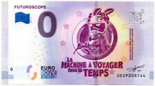 Billet Touristique - 0 Euro - France - Futuroscope  (2019-4)