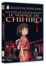 DVD Disney Studio Ghibli Le Voyage de Chihiro Neuf Hayao Miyazaki Walt Classique