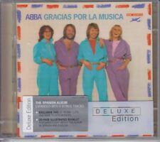 Abba Gracias Por La Musica CD & DVD Deluxe Edition Sealed 2014