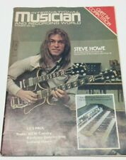 International Musician & Recording World UK Nov 1975 128pp Steve Howe Les Paul