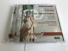 Handel: Aci, Galatea E Polifemo Sara Mingardo Audio CD 2 DISC  - MINT