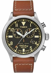 Timex Gents Waterbury X Red Wing Watch TW2P84300 NEW
