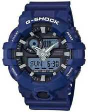 Casio G-Shock Blue Analogue/Digital Mens Sports Watch GA700-2A GA-700-2ADR