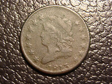 PRICE LOWERED! 1813 Classic Head Large Cent S-292 Choice XF WE COMBINE SHIPPING