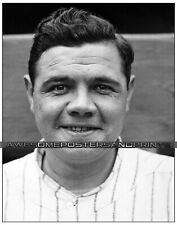 Vintage, Extremely RARE 1920's Babe Ruth Large Photograph