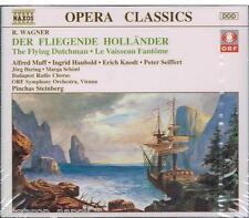 Wagner: Der Fliegende Hollander / Steinberg, Muff, Haubold, Seiffert, Knodt - CD