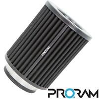 PRORAM Induction Performance Universal Cone Air Filter Intake 120mm - 76mm ID