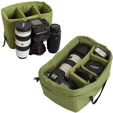 PRO DSLR Camera Camcorder Storage Bag Partition Flexible Padded Insert Backpacks