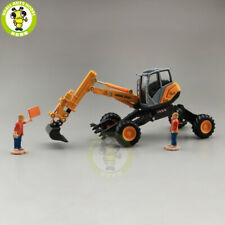 1/50 SPIDER EXCAVATOR Construction machinery Diecast Model Car Toys Kids Gifts