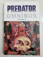 Predator Omnibus Volume 3 Book Dark Horse Comics 2008 1St Print 344 Pages