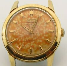 Rare Vintage TISSOT Automatic Cal: 28.5R - 21 14k Gold Plated Watch