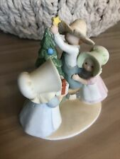 1988 Homco Circle of Friends by Masterpiece Christ is the Star C0814