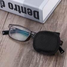 12x Mudder Patches Black Eye Patch for Glasses Lazy Eye Amblyopia Strabismus AU