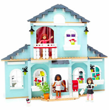 Mega Bloks American Girl Grace's 2-in-1 Buildable Play Home House Construx CHOP