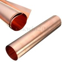 99.9% Copper Foil Tape Shielding Sheet 200 x 500MM Double-sided Conductive Roll