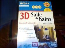 Jeu pc dc-rom-3D SALLE DE BAINS