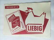 BUVARD - consommé du Poulet LIEBIG n°2